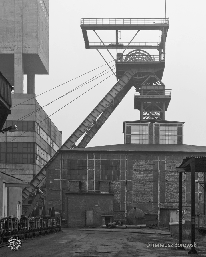 cola mine Poland