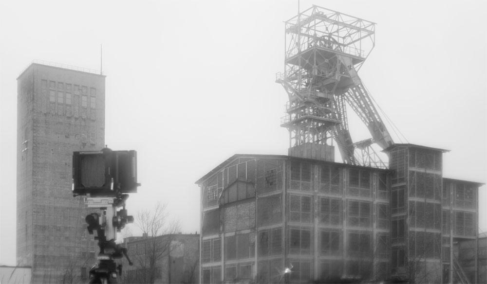 Coal mins in Poland